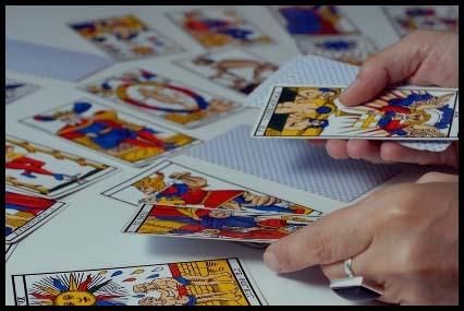tirada de cartas gratis baraja española