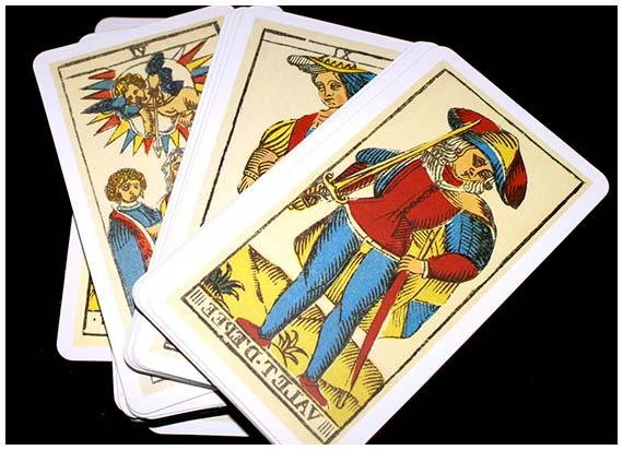 tirada de tres cartas gratis